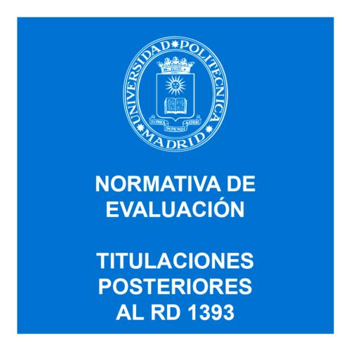 Evaluación de exámenes, revisiones, reclamaciones…