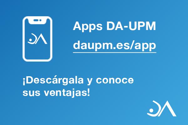 Apps DA-UPM