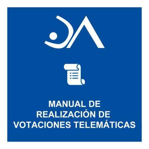 Manual de Votaciones Telemáticas