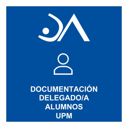 Delegado/a UPM
